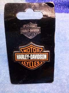 Harley Davidson Pin