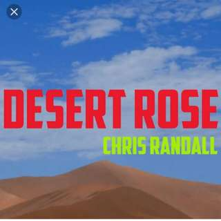 Desert rose by Chris Randall