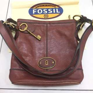 Fossil Sling Bag ( women authentic)