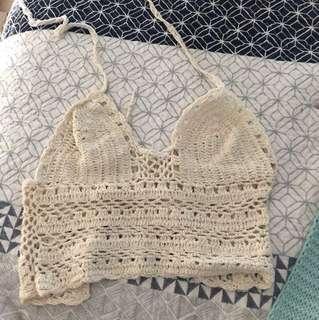 Crochet crop