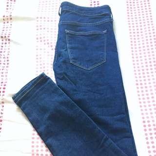H&M jeans 牛仔褲