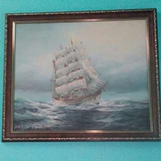 Lukisan marco polo