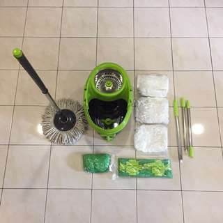 Easy Mop with full accessories