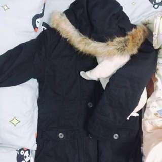 🚚 Lativ刷毛大衣