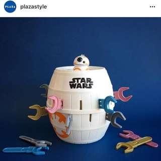 🚚 星際大戰 bb8 海盜桶插劍