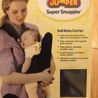 NEW Jolly Jumper Baby Carrier