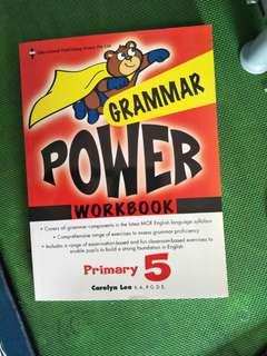 Primary 5 English Grammar