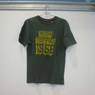 Hush puppies tshirt