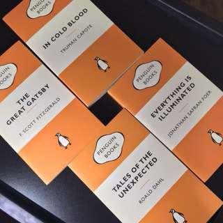 Novels - Penguin Books