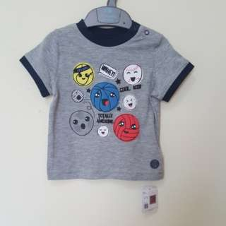 New mothercare tshirt