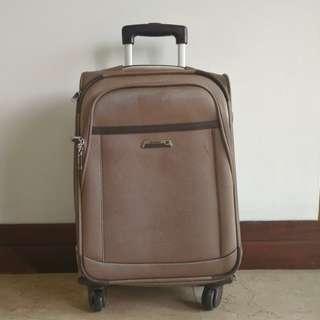 Antler 4 wheel expandable cabin luggage