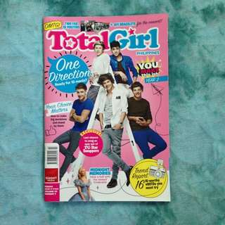 ONE DIRECTION (Total Girl Magazine)