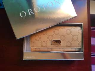 OROTON Venice Slim Clutch Wallet (BRAND NEW)