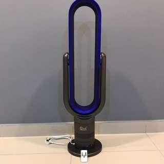 Tower bladeless fan