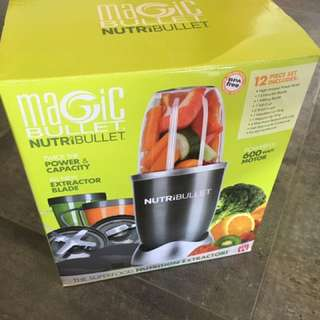 NutriBullet 12pc set