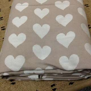 Baby wrap - Pavo Hearts