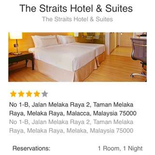 THE STRAITS HOTEL AND SUITES