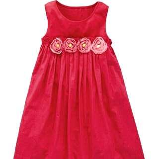 Red dresss 1-5 thn