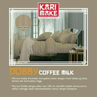 Dobbie KW coffee milk