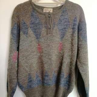 🚚 日本古著毛衣 vintage