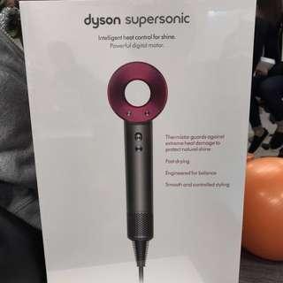 全新行貨有保養Dyson supersonic pink