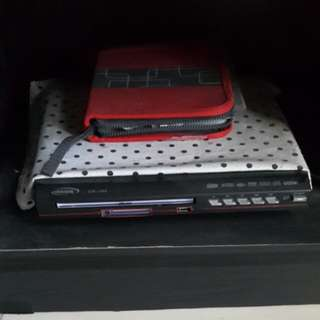 Dvd player to let go
