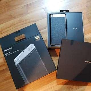 Oppo HA-2 Portable Headphone Amp / USB DAC