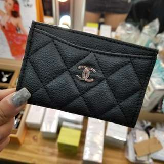 Chanel card holder house of hello lindy hermes