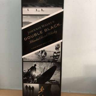 Johnnie Walker Double Black 2017 Limited Edition 1L