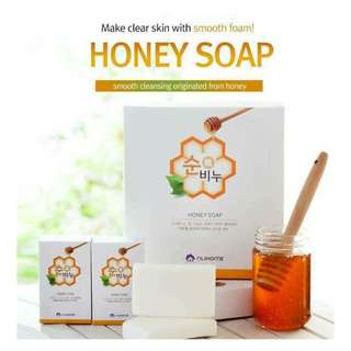 Honey Soap - Made in Korea