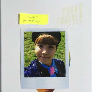 [WTS] J-Hope/Hoseok photocard Young Forever album