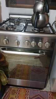 Gas range cookers with warranty