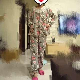 米奇睡衣套裝(正韓)