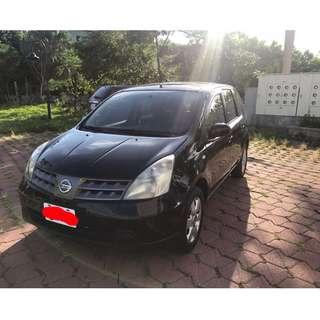 全台最便宜實價出清  正2012年式 Nissan Livina 1.6 年份新漂亮車型僅此一台便宜出售  自售 一手車 實車實價