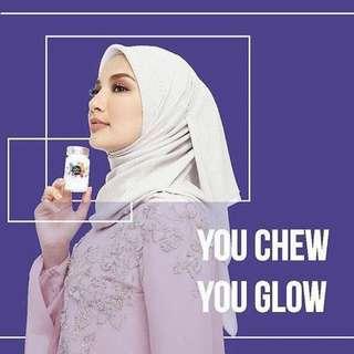 CHEW N GLOW