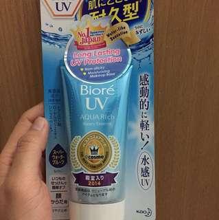 Biore UV Aqua Rich Sunblock