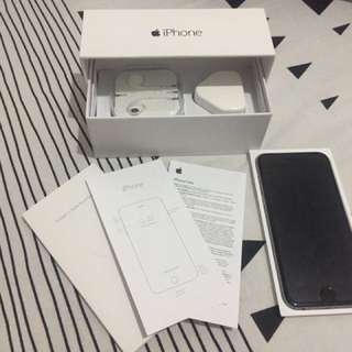 iPhone 6 FU 64Gb Grey Fullset