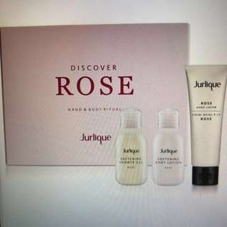 Jurlique Discovery Rose Hand & Body Ritual Gift Box