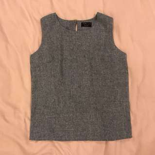 Basic Grey Top - Perfect for Work