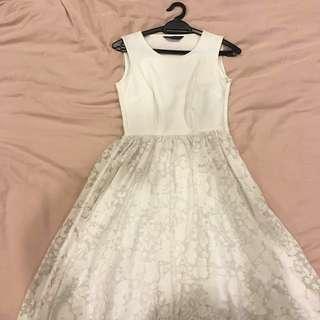 [ORI] Dorothy Perkins White Dress