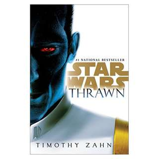 Star Wars: Thrawn BY Timothy Zahn