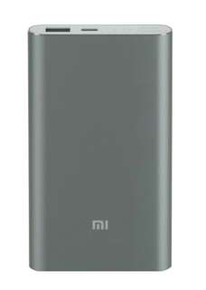 全新香港行貨小米10000 mAh 電源有保養 有灰黑色/銀色