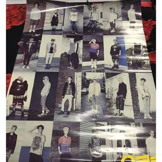 [WTS] EXO GROWL POSTER