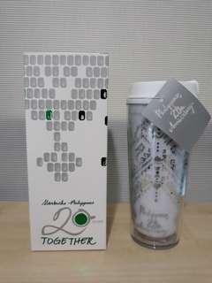 Starbucks 20th Anniversary Tumbler