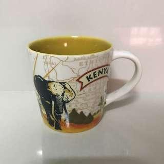 Starbucks Coffee Kenya Mug