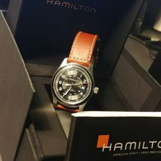 Hamilton Khaki Field 42mm