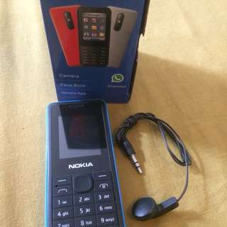 BRANDNEW NOKIA BACK UP PHONE