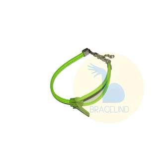 Zipper bracelet #single