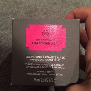 Energising Acai Berry Mask