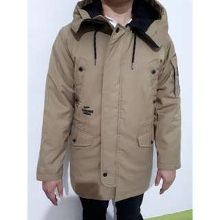 Brown Coat (winter collection)